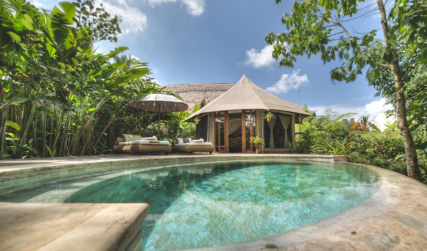 Glamping Sandat Tents in Bali